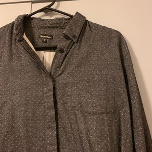 Steven Alan cotton collared shirt